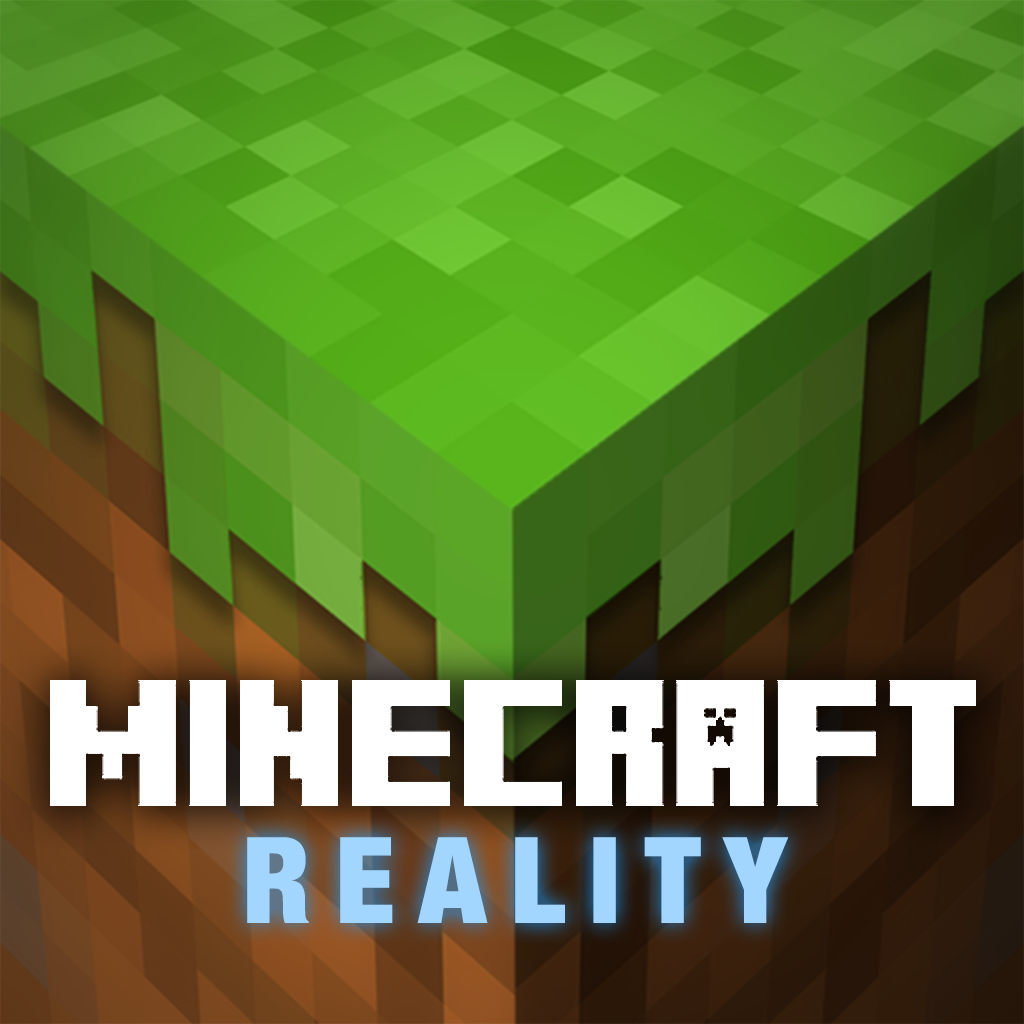 Minecraft Reality (AppStore Link)